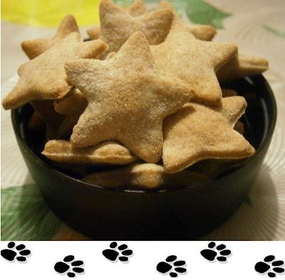 biscotti per cani ricotta e farina di farro