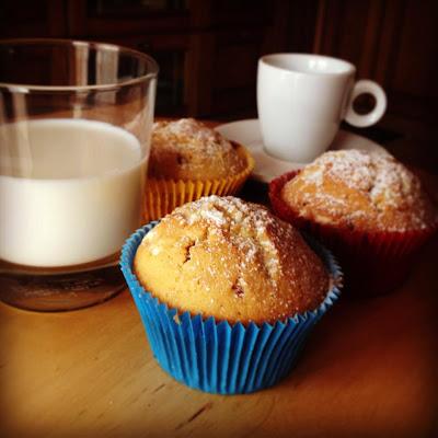muffin ricetta classica