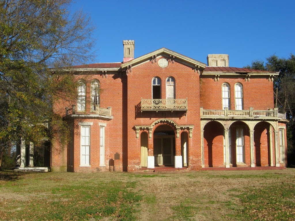 The picturesque style italianate architecture 39 mount for Home builders in south mississippi