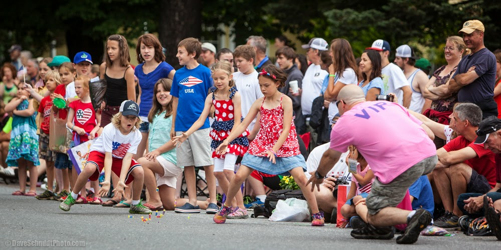 Williston, Vermont 4th of July Parade