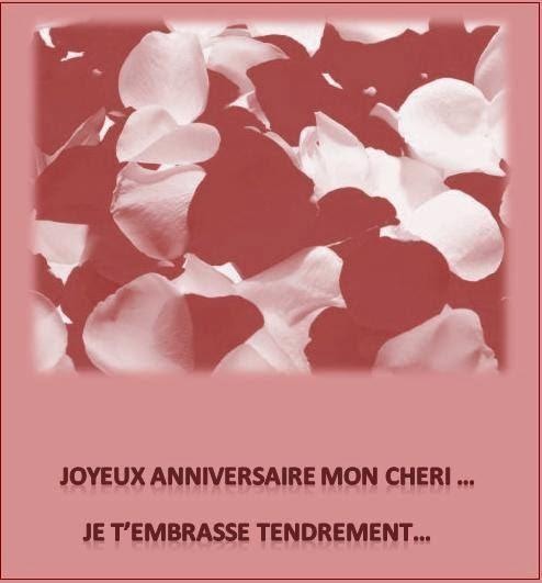 Carte Anniversaire Romantique.Texte Carte Anniversaire Romantique