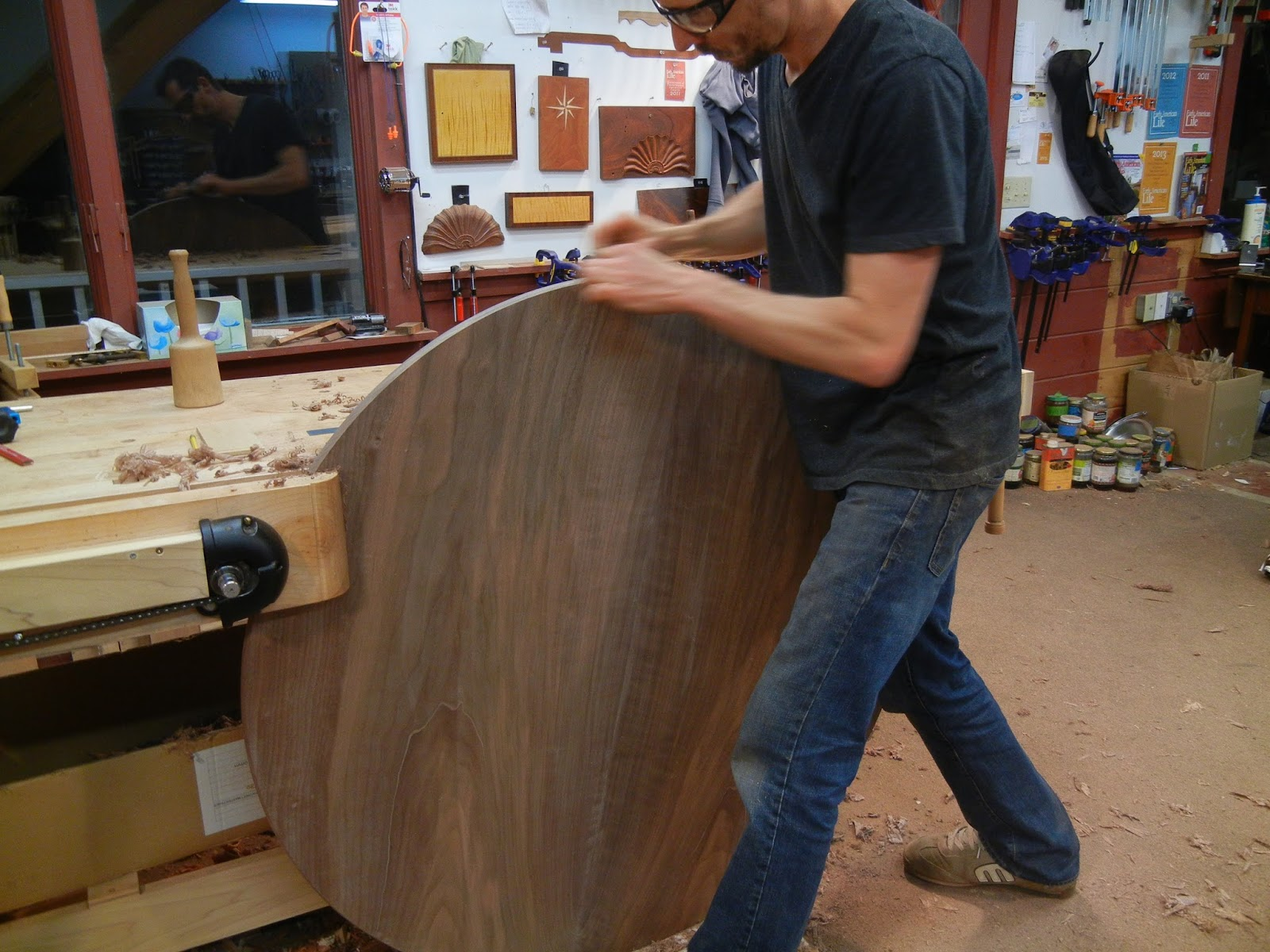 fine custom furniture making