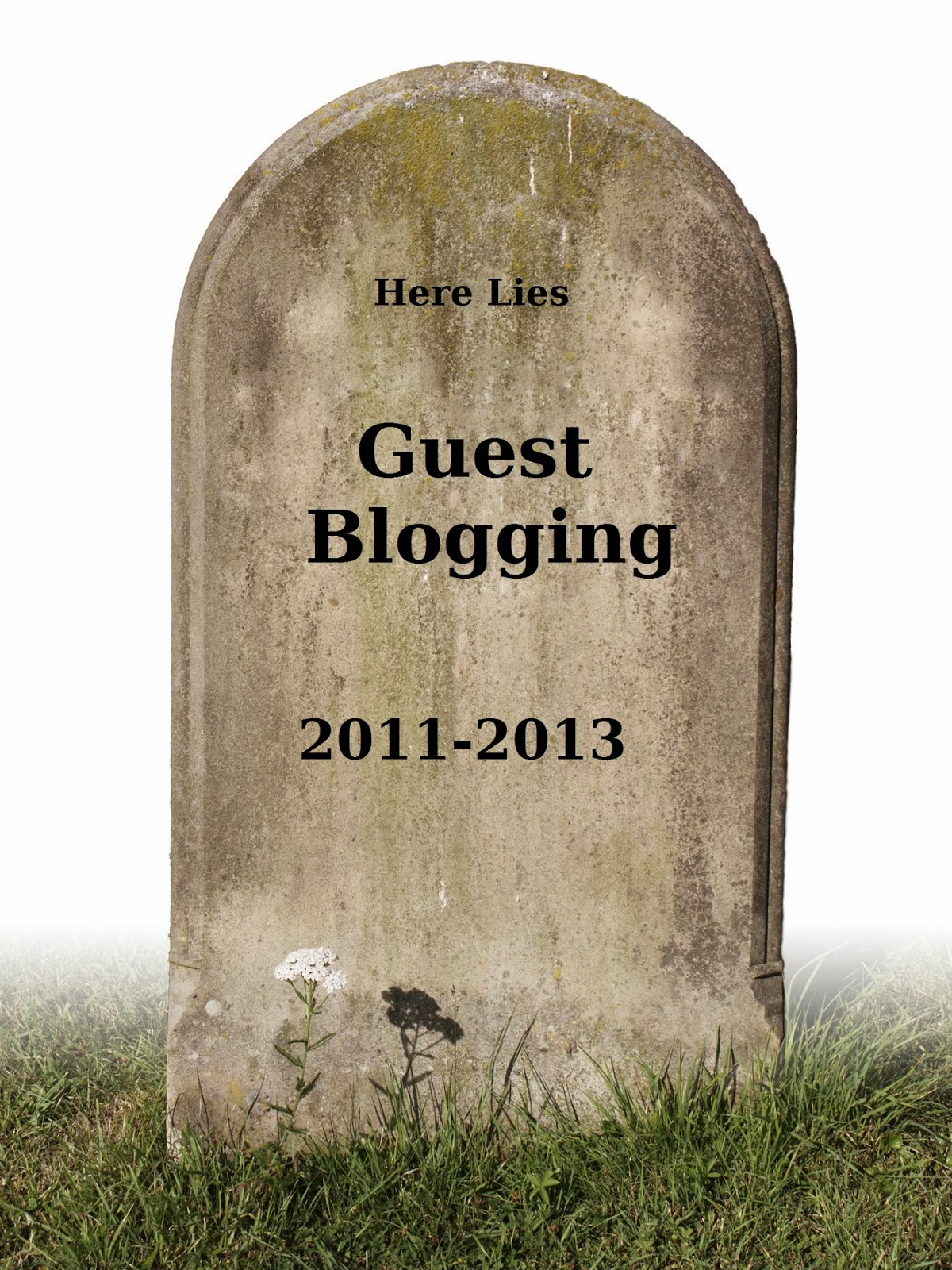 spam guest blogging dead