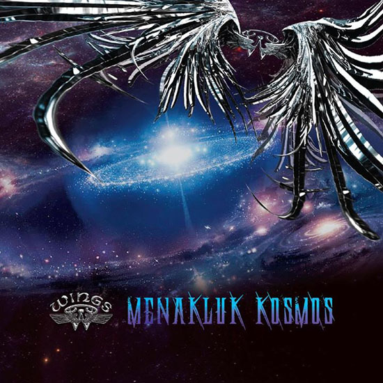 Menakluk Kosmos Album Art Wings