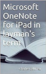 Microsoft OneNote for iPad in layman's term