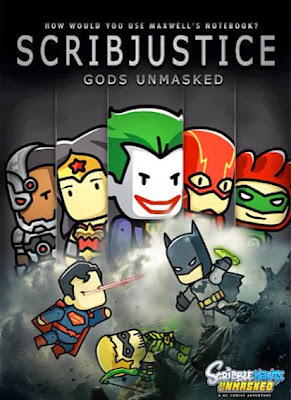 Scribblenauts Unmasked: A DC Comics Adventure PC Gameplay