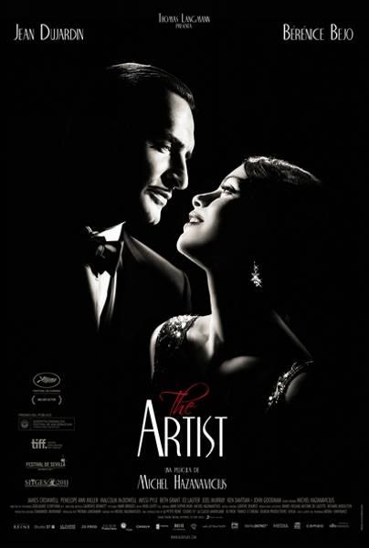 """Cinta """"The Artist"""" consigue premios de la crítica de Londres"""