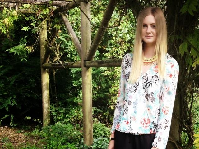 FashionFake, oriental print, Primark, how to style, street style, fashion blog, style blog