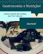 Vídeo sobre Nutrição e Gastronomia