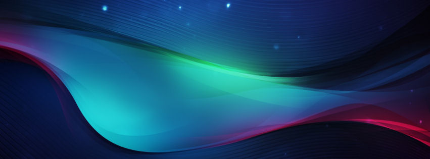 Abstract variation facebook cover
