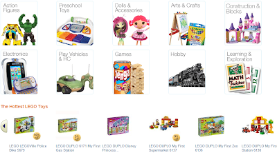 Top Holiday Deals in Toys & Games by Amazon Internet
