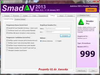 Download Smadav 2013 Pro Rev. 9.2.1 Full Version + Keygen