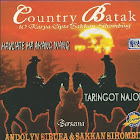 CD Musik Album Country Batak
