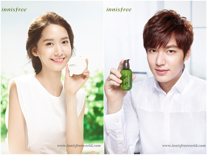 You might already know that popular k celebrities yoona and lee min ho