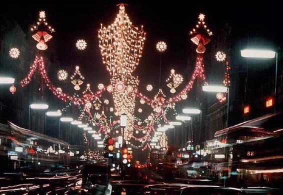 London Christmas Trips