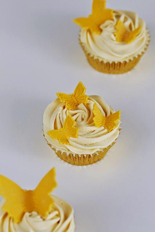 Cupcakes de arequipe