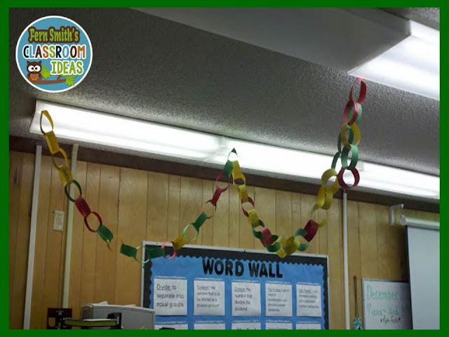 Fern Smith's Classroom Ideas Multiplication Timed Tests Make Cute Christmas Links!