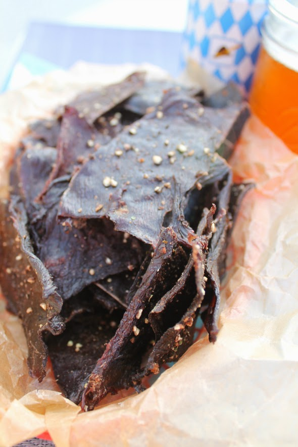 Secret family recipe for the best Deer or Beef Jerky - WhatchaMakinNow.com