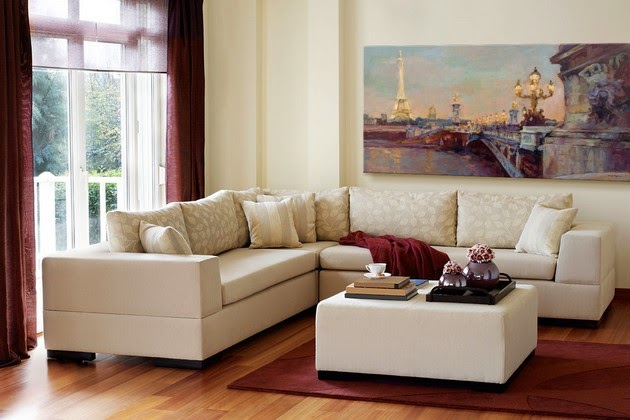 marsala living room pantone 2015
