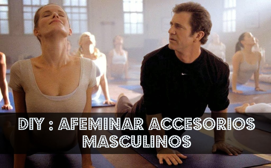 3 DIY para aprovechar esos accesorios masculinos que no se ponen y podemos convertir en accesorios femeninos facilmente y barato