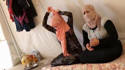 Сексуальное рабство девочек женщин