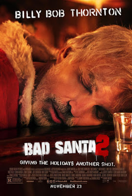 Bad Santa 2 UNRATED 2016 DVD R1 NTSC Latino