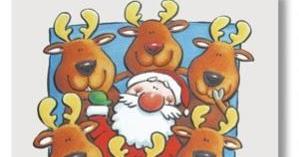 Nomi Renne Babbo Natale.Atelier Di Scrittura Filastrocca Le Renne Di Babbo Natale
