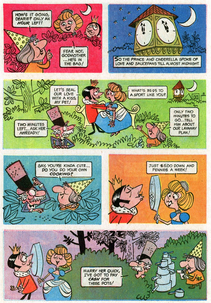 The Big Blog of Kids' Comics!: More Fractured Fairy Tales - Plus a ...