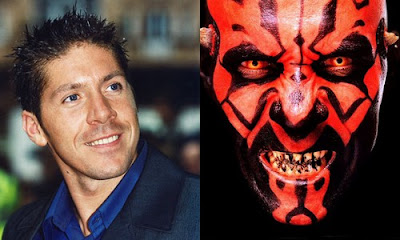 Ray Park - Darth Maul
