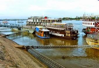 Tonle Sap River Port