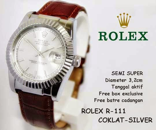 Jam Tangan Rolex Oyster R11