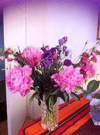 des fleurs pour ma fleur