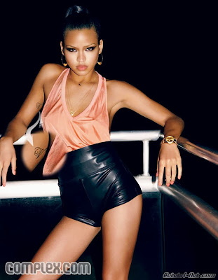 Cassie Ventura Tattoos