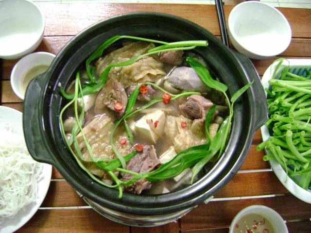 Vietnamese Food Culture - Vịt nấu chao