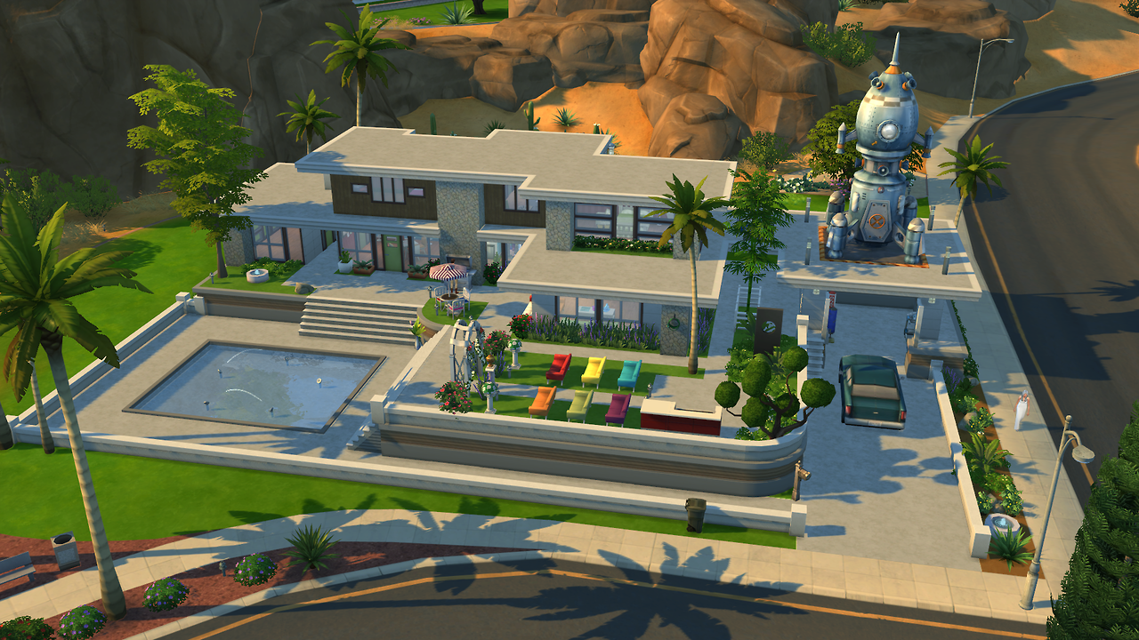 My Sims 4 Blog Houses And Community Lots By Simifymecaptain