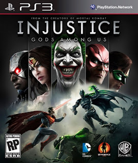 Injustice Gods Among Us PS3 Games ISO