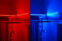 Illuminazione led casa illuminazione led multicolore rgb il colore nella luce a led - Doccia led cromoterapia ...
