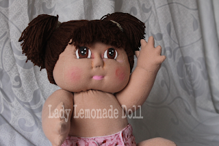 lady lemonade doll