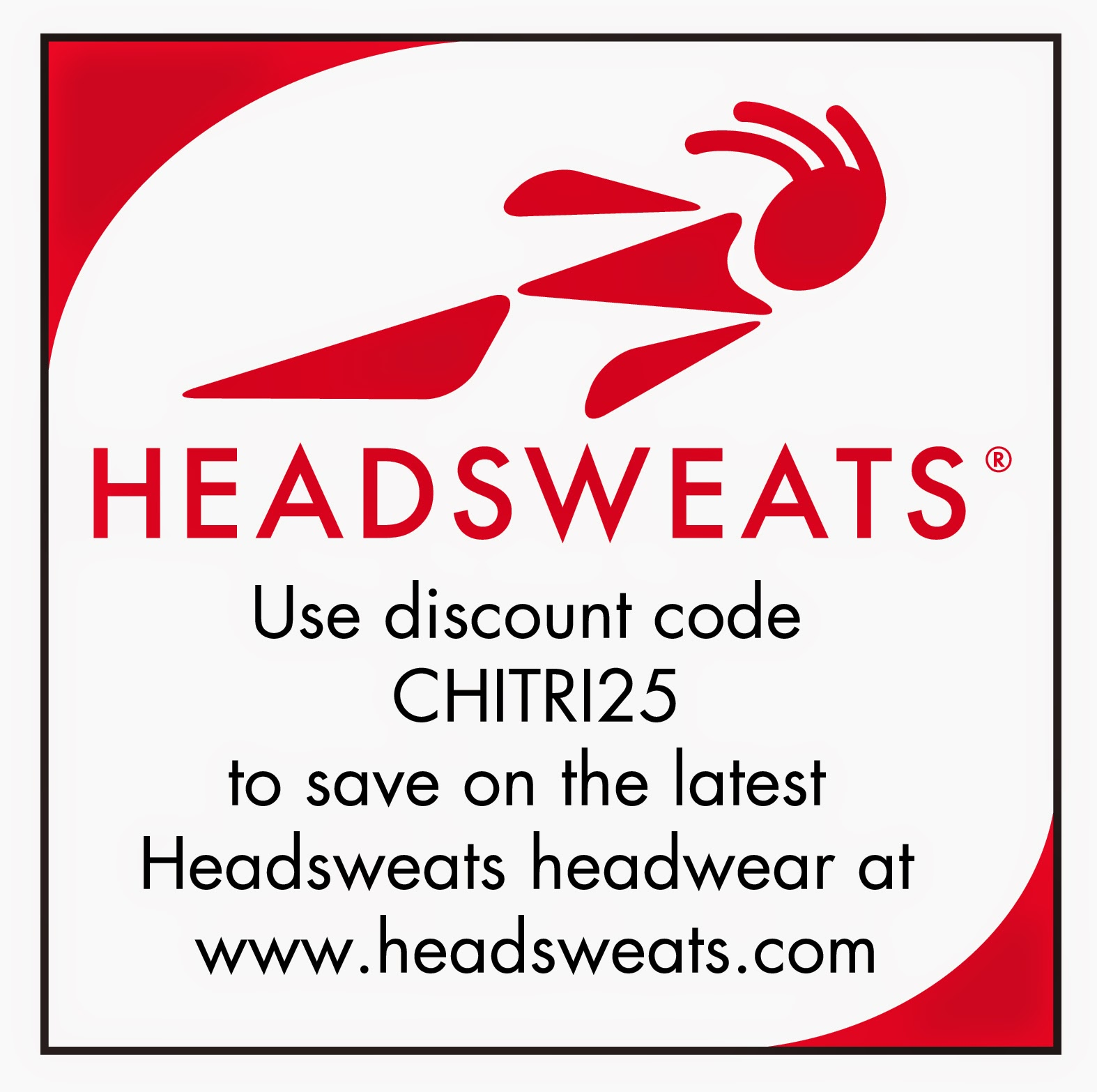 Headsweats Athlete!