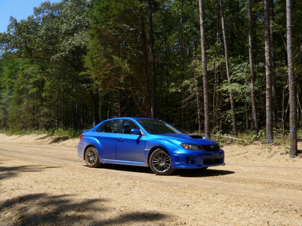 Subaru Impreza WRX - the dream of many motorists 15
