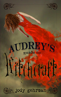 Audrey's Guide to Witchcraft by Jody Gehrman book cover