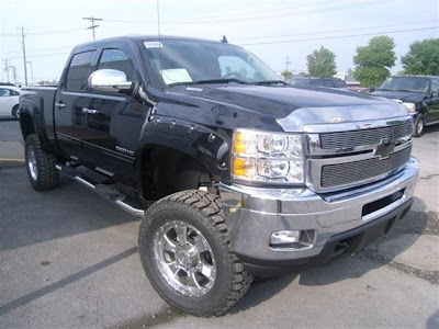 We have new/used lifted GM truck listings from multiple dealers!
