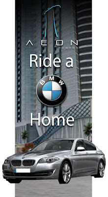 Aeon Towers Ride a BMW Home Promo