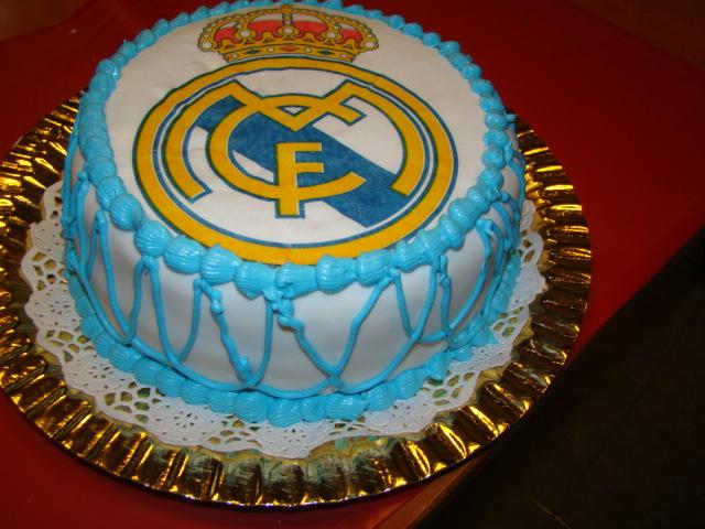 Con Motivo Del Real Madrid Para  Partir Con Sus Amigos En El Bar