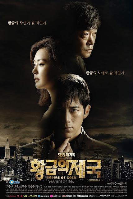 Empire of Gold (황금의 제국) Synopsis Drama Korea 2013