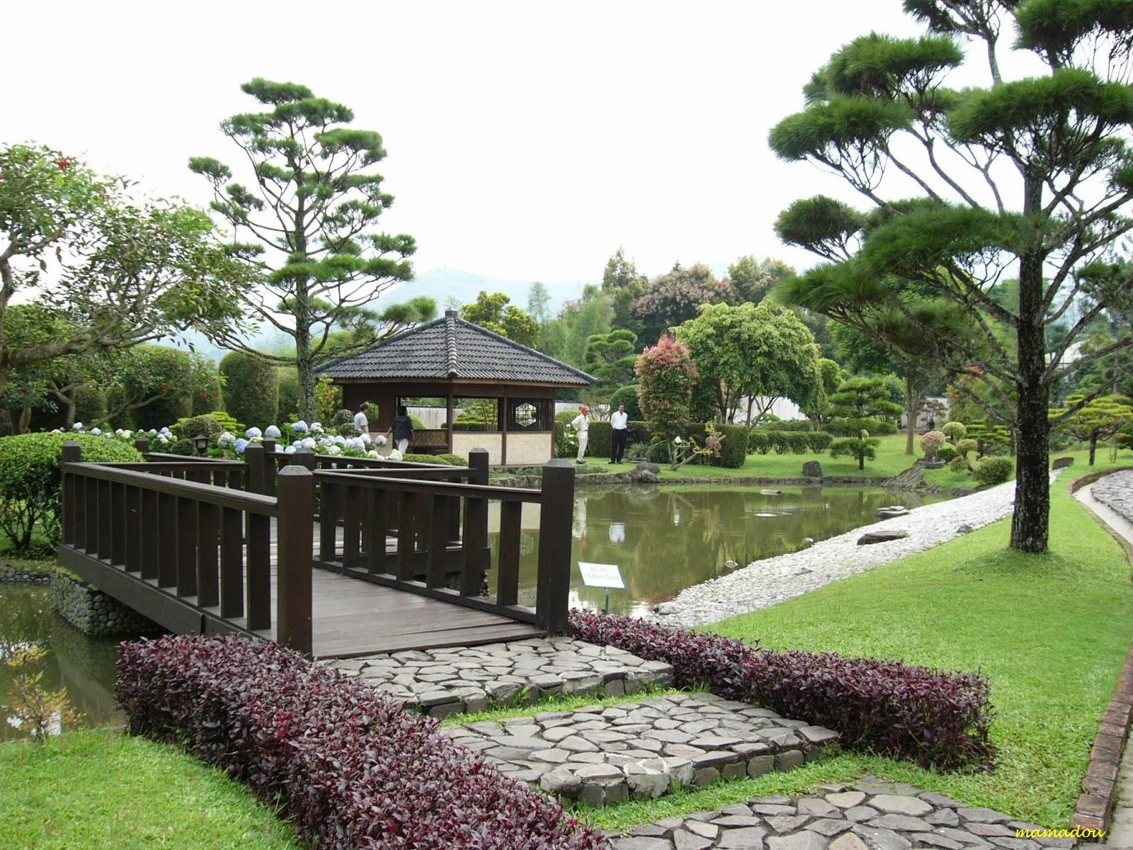 Contoh Hasil Desain Taman Yang Bagus Masa Kini
