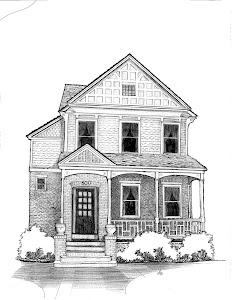 Hyde House - 1886