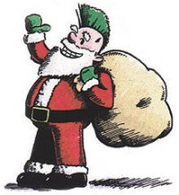 Jimmy Donley - Santa! Don't Pass Me By-Think It Over
