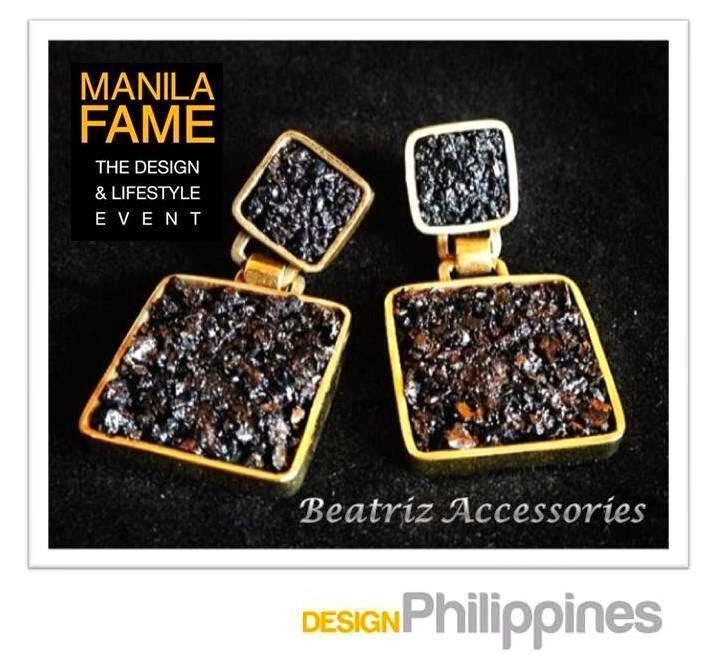 Upinde Cordero Manila Fame International March 2014
