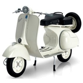 Piaggio and Vespa Scooters Repair Manual, 1996-2006 - Whitehorse Gear